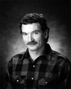 Travis Walton, one of the must famous alien abduction victims.
