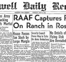 the roswell incident fact of fiction The roswell incident: fact or fiction essaysthe roswell incident: fact or fiction many people are firm believers in the crash that supposedly brought extraterrestrial life to the new mexico desert outside of roswell in june 1947 why do these people believe is there really anything to believe i.