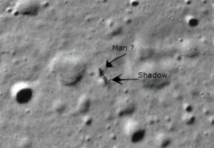 Man on Moon?