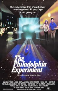 Movie Artwork Poster from the 1984 Film based on the story.