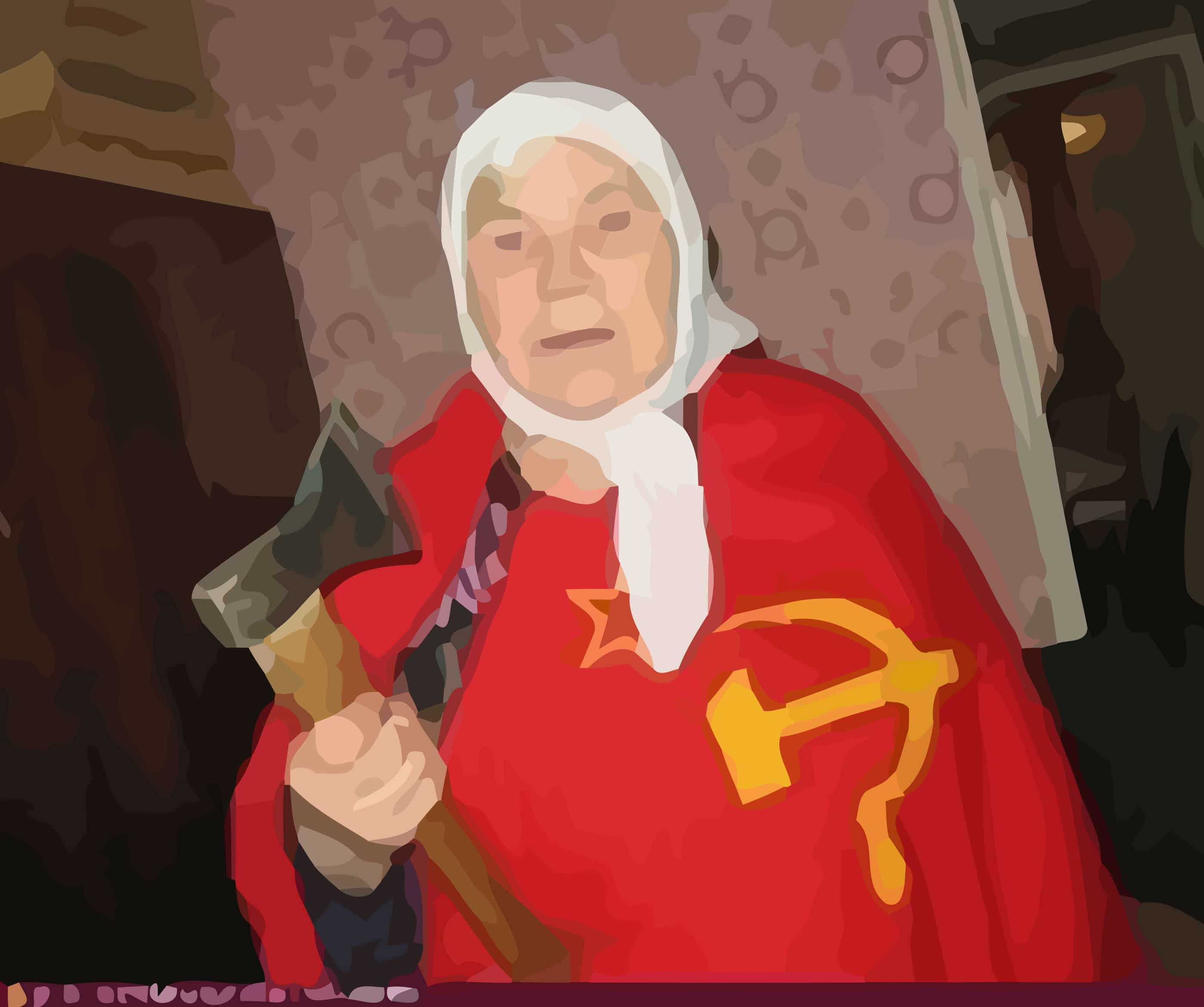 Of Russian Lady 71