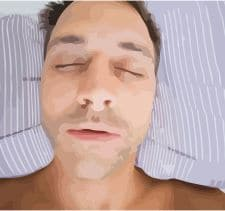 Man with Narcolepsy