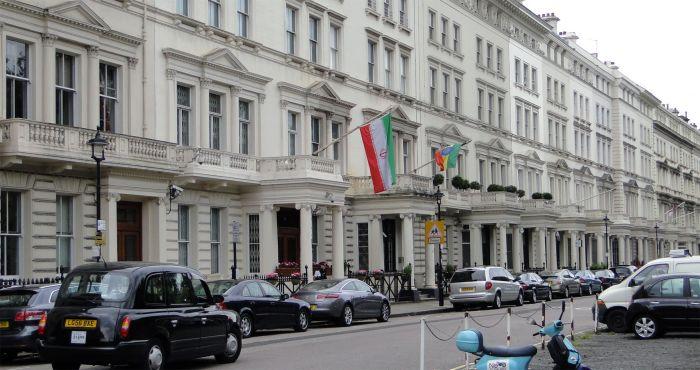Iranian Embassy in London