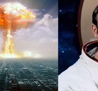Edgar Mitchell and Nuclear War