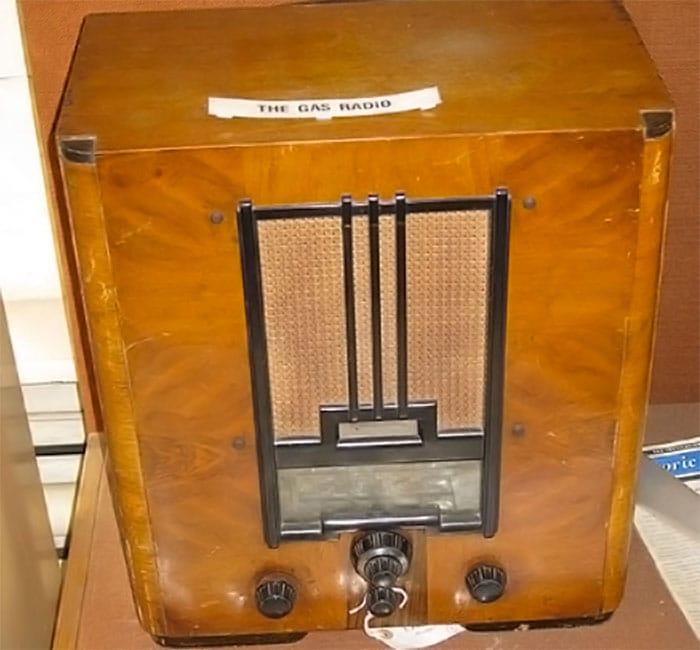 Gas Powered Radio