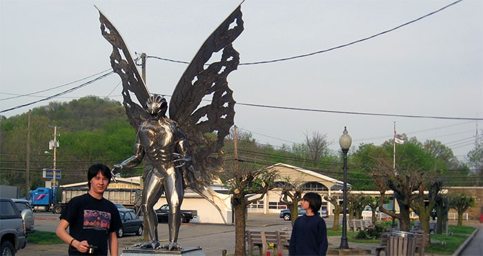 sightings of the mothman Mothman math: dates, disasters, and deaths mothman: the prophecies that have been tied to sightings of mothman whether factual or not.