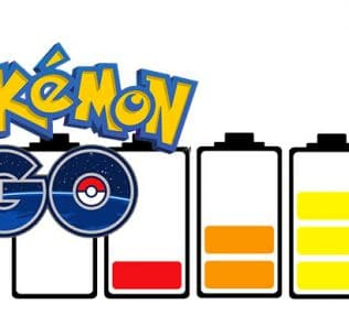 Pokemon GO battery life