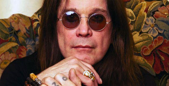 Ozzy Osbourne.