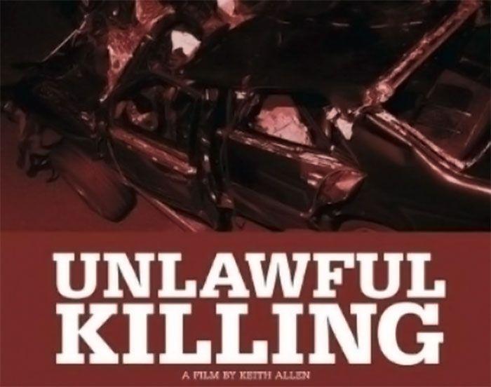 Unlawful Killing movie artwork.