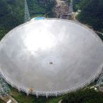 China's space telescope.