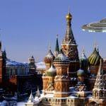 Kremlin UFO.
