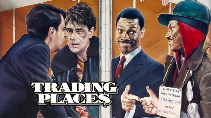 Promo from the movie Trading Places