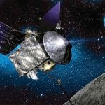 Osiris-Rex Spacecraft. Credit: NASA/Lockheed Martin.