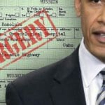 Did President Obama have his birth certificate forged?