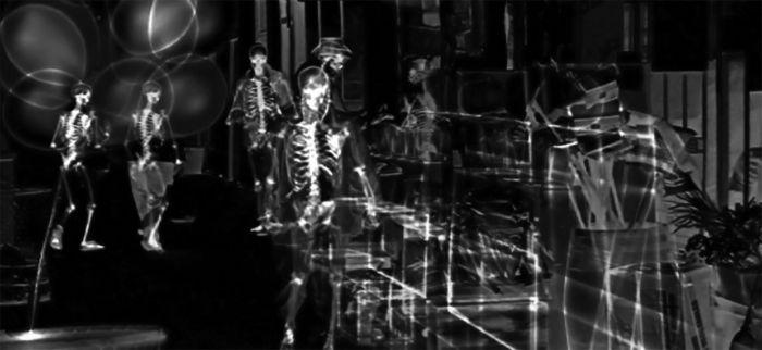 X-Ray vision.