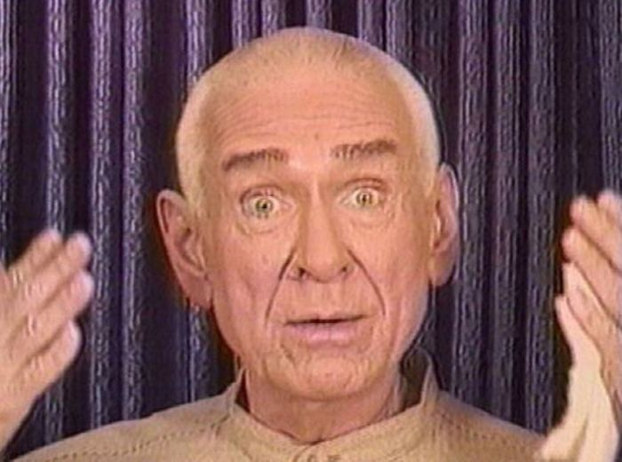 Heaven's Gate leader, Marshall Applewhite.
