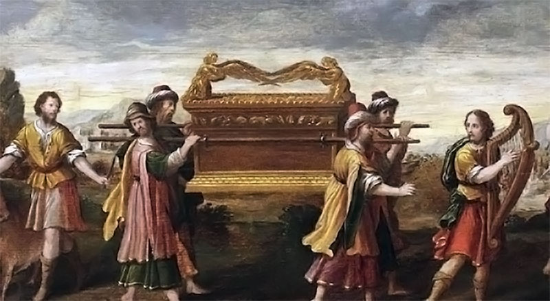 The Ark Of The Covenant?