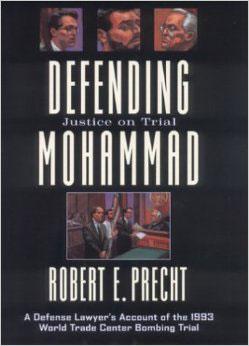 Robert Precht's book on WTC '93 trial.