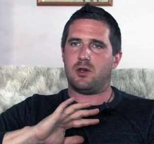 Max Spiers in an interview.