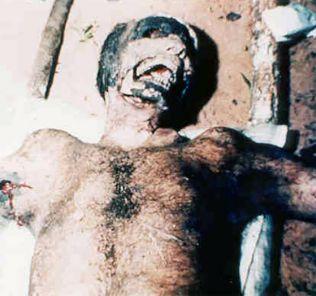 The Guarapiranga Reservoir Man photo.