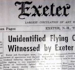 The Exeter News newspaper.