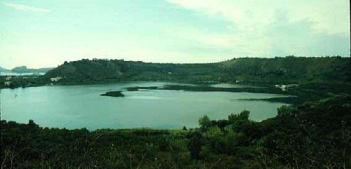 Lake Avernus, Italy