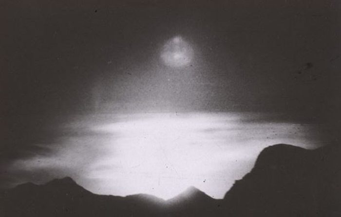 Picture of a UFO from 1979