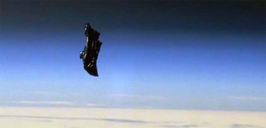 Black Knight Satellite.