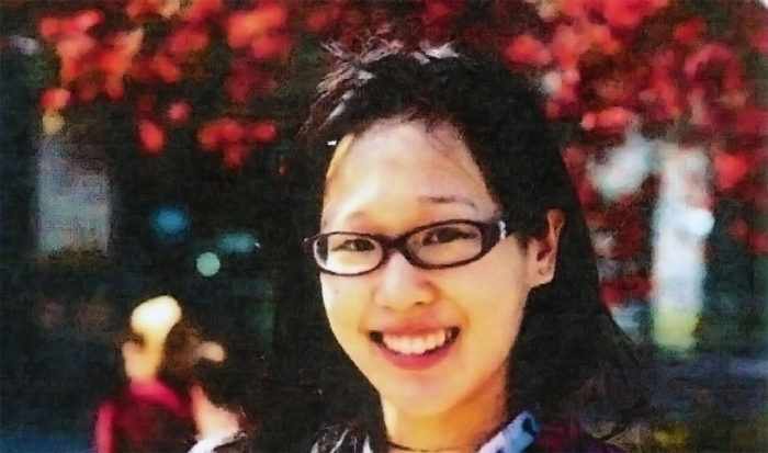 Picture of Elisa Lam.