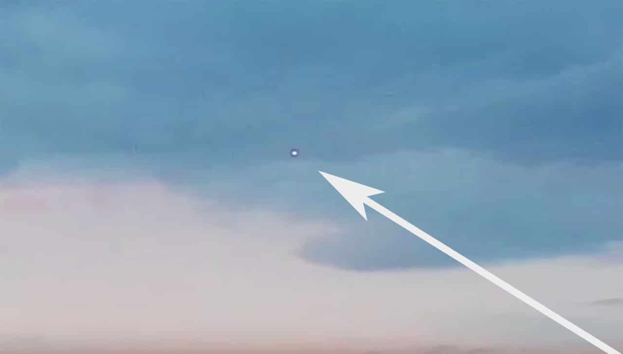 Scarborough UFO.