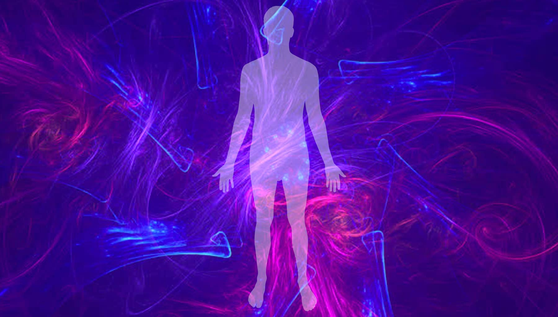 Energy field astral projection.
