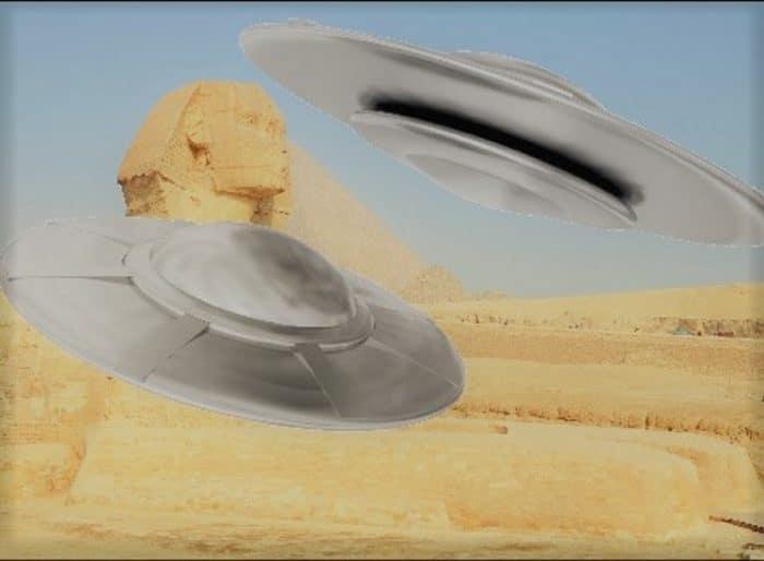Sphinx UFO