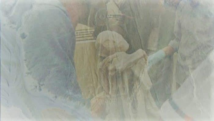Nazca Alien