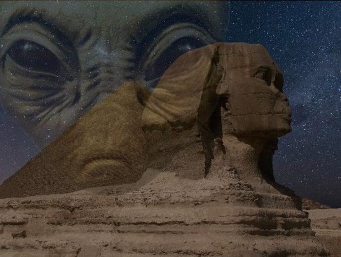 Sphinx Alien