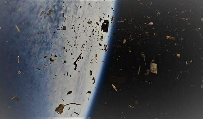 Space debris could become a real problem for future space missions