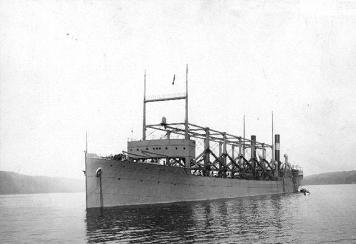 The USS Cyclops