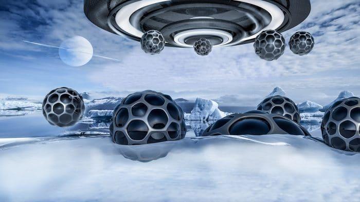 UFO Ice