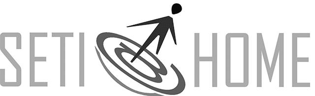 Seti@Home logo.
