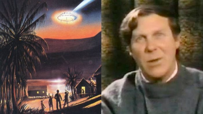Father Gill UFO