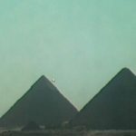 Giza Pyramid UFO