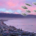 Kaikoura UFO Sighting