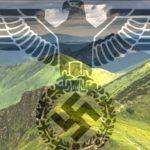 Nazi Beskidy Mountains