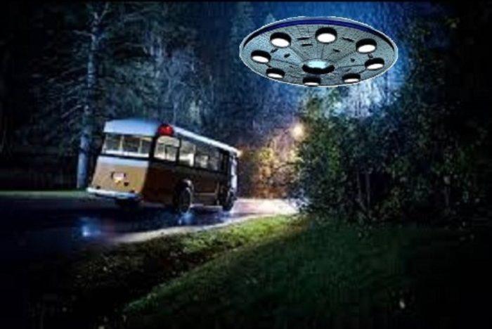 Piedmont UFO 1973