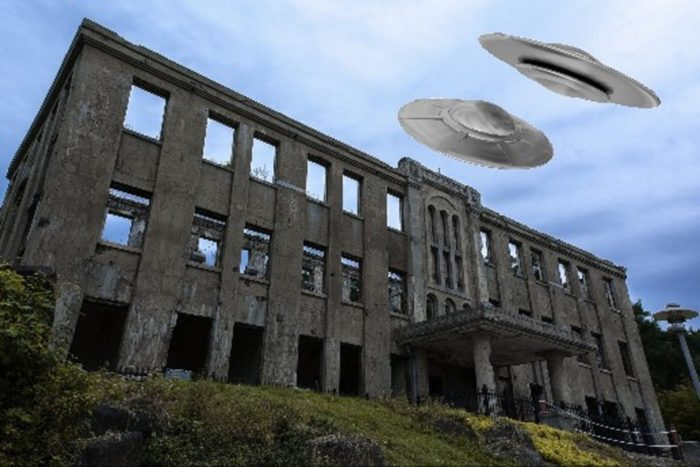 UFO Korean War