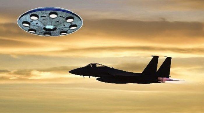 F-15 UFO
