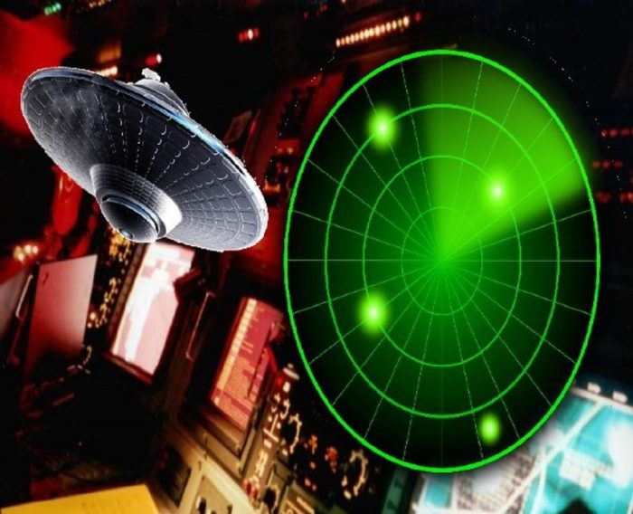 Lakenheath Radar UFO