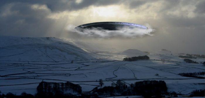 UFO Yorkshire Moors