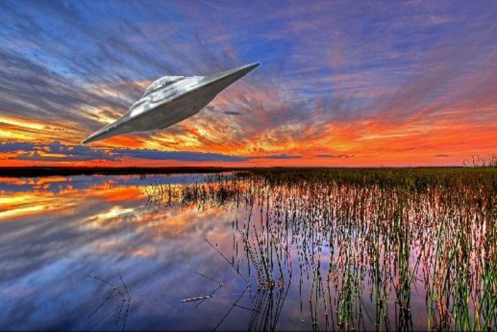 Everglades UFO