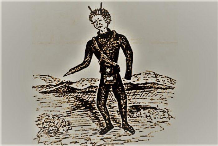 Artist impression of Higdon Humanoid