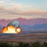 Lesotho UFO